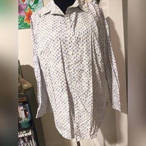 Avenue button down shirt